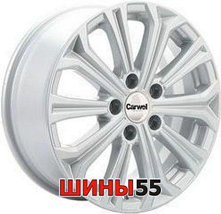 Диск Carwel Кудро 1610 (Civic) 6,5x16 5x114,3 ET45 64,1 slt